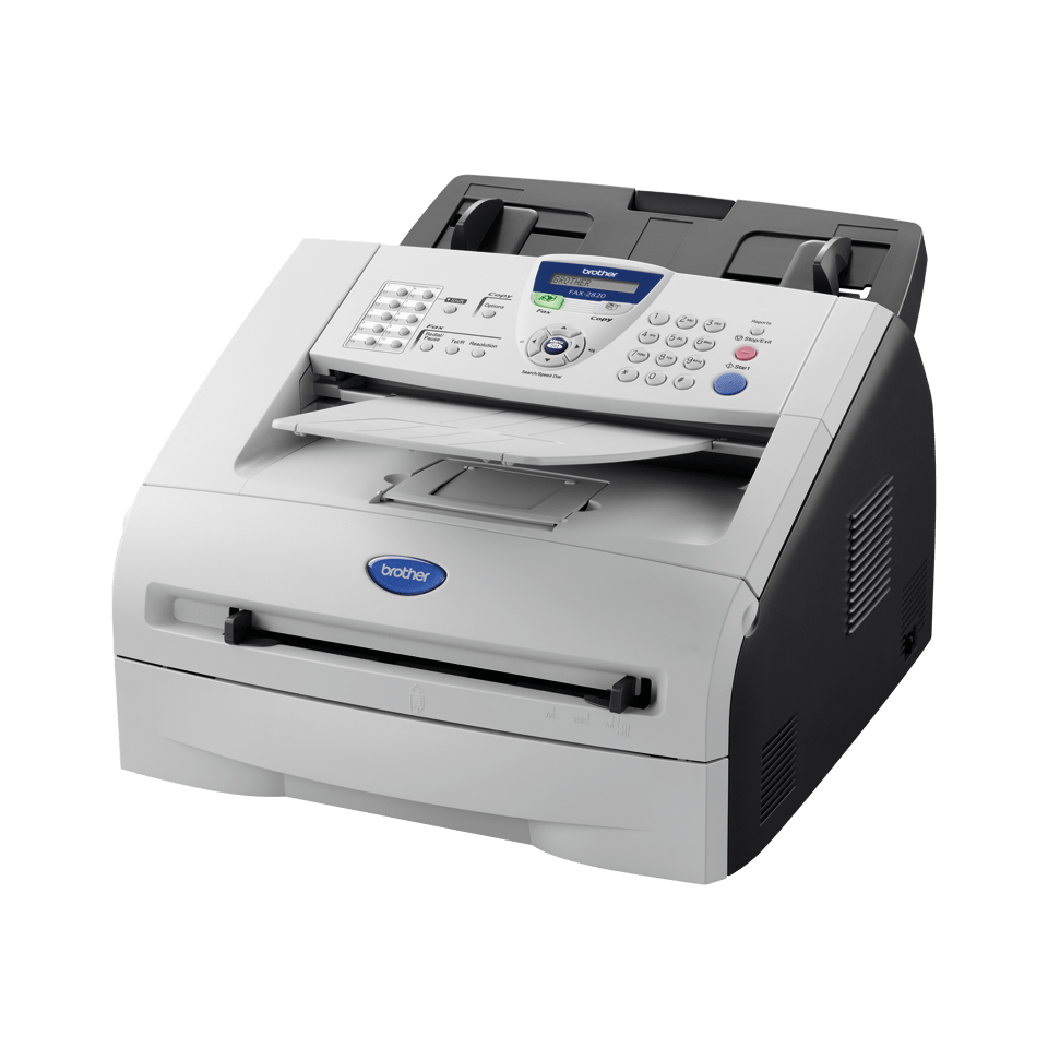 Office Products Fax Machines ghdonat.com Brother IntelliFax 2820 ...