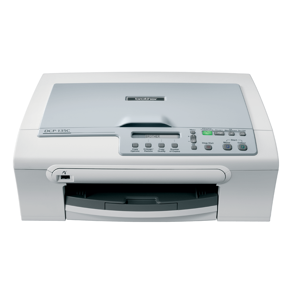 BROTHER DCP-135C DRIVER DOWNLOAD