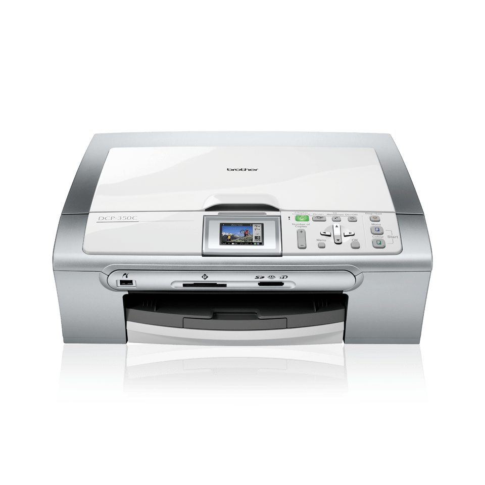DCP-350C BROTHER PRINTER WINDOWS 10 DOWNLOAD DRIVER