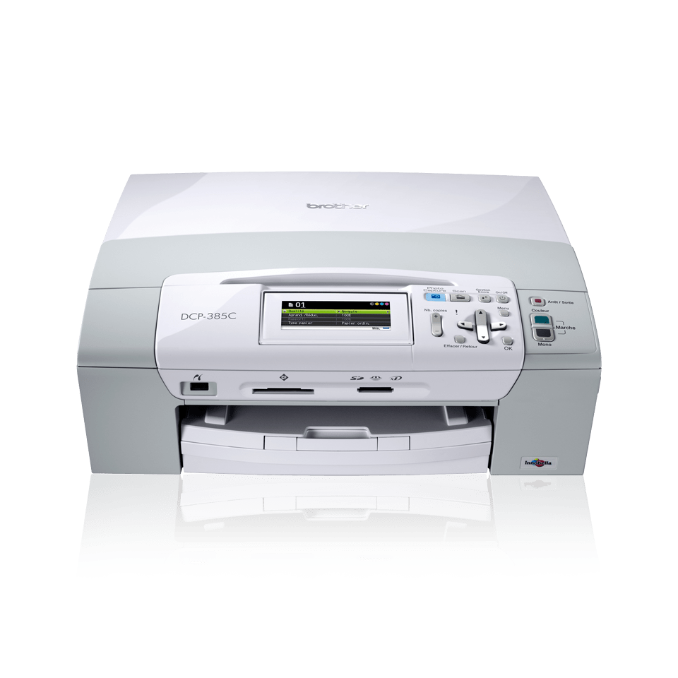New Driver: Brother DCP-385C Scanner