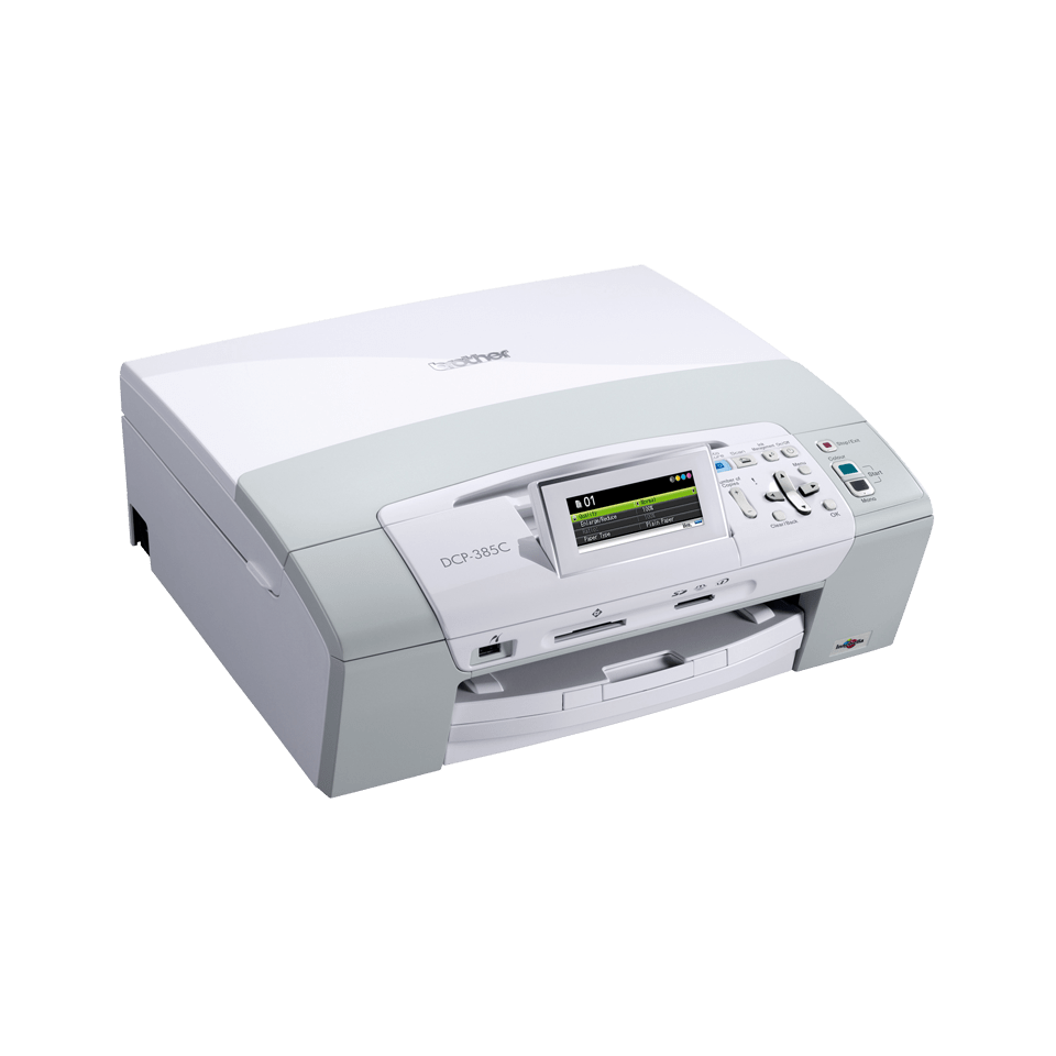 Brother DCP-385C Scanner Driver Download
