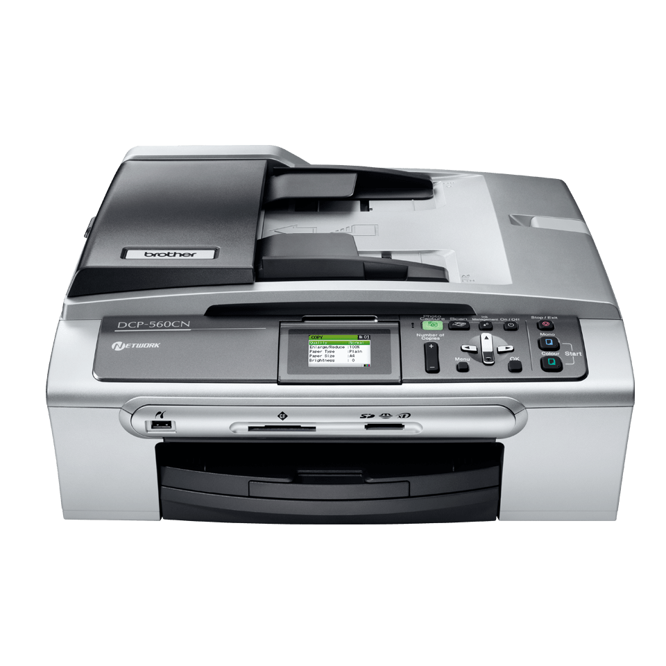 BROTHER DCP-560CN SCANNER DRIVER FOR WINDOWS MAC