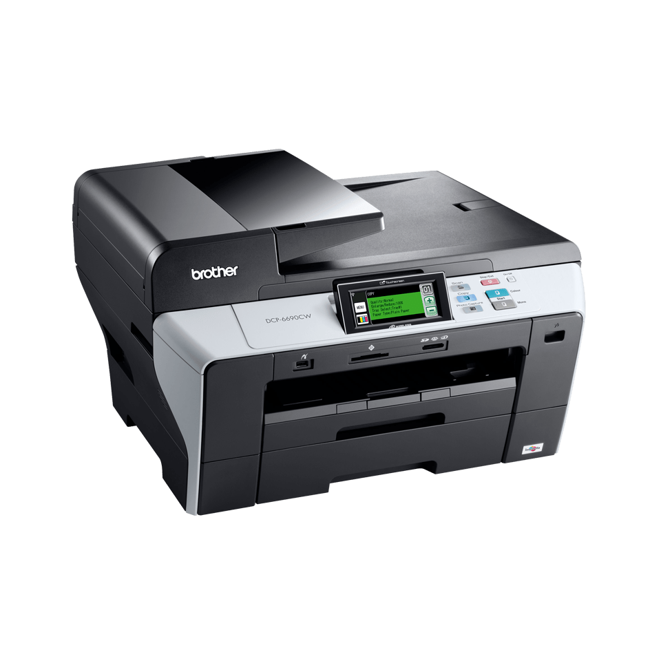 BROTHER 6690CW DRIVER PC