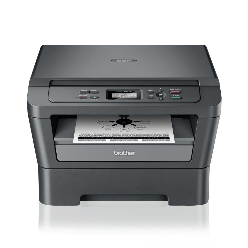 Brother DCP-7060D CUPS Printer Treiber