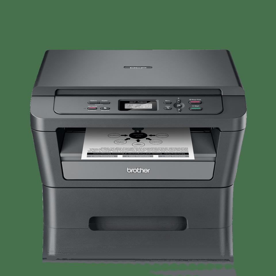 Brother DCP-7060D CUPS Printer Treiber