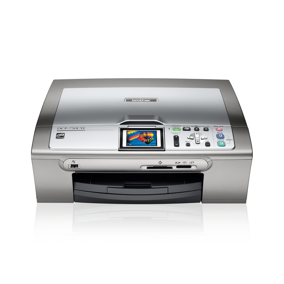 BROTHER DCP750CW WINDOWS 10 DRIVER DOWNLOAD