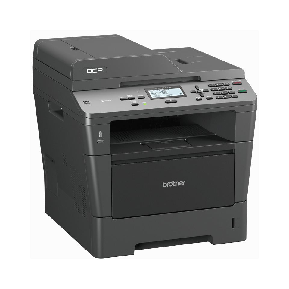 BROTHER DCP-8110DN UNIVERSAL PRINTER 64BIT DRIVER DOWNLOAD