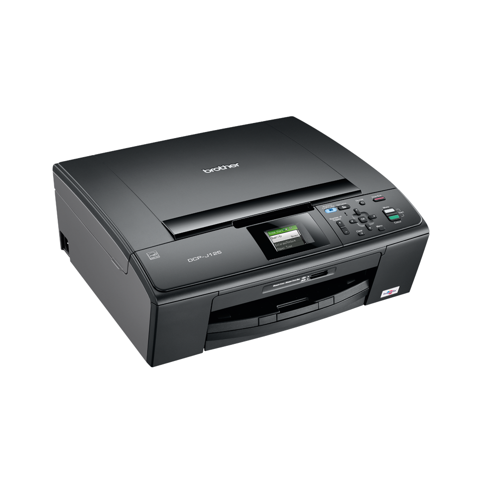 BROTHER PRINTER DCP J125 WINDOWS 10 DRIVERS