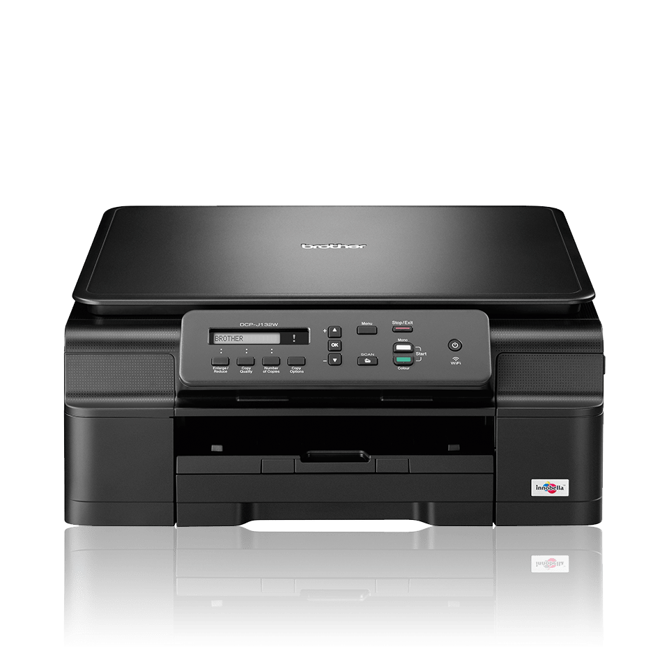 driver brother dcp-j132w