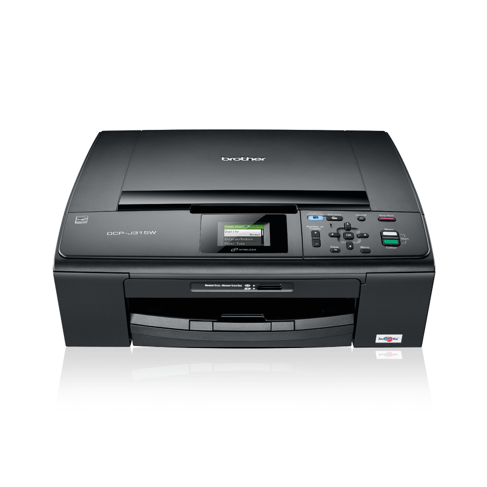 BROTHER J315 DRIVERS DOWNLOAD