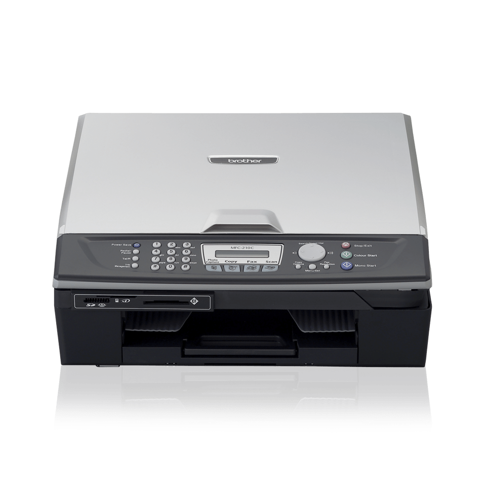 BROTHERS MFC 210C DRIVER FOR PC
