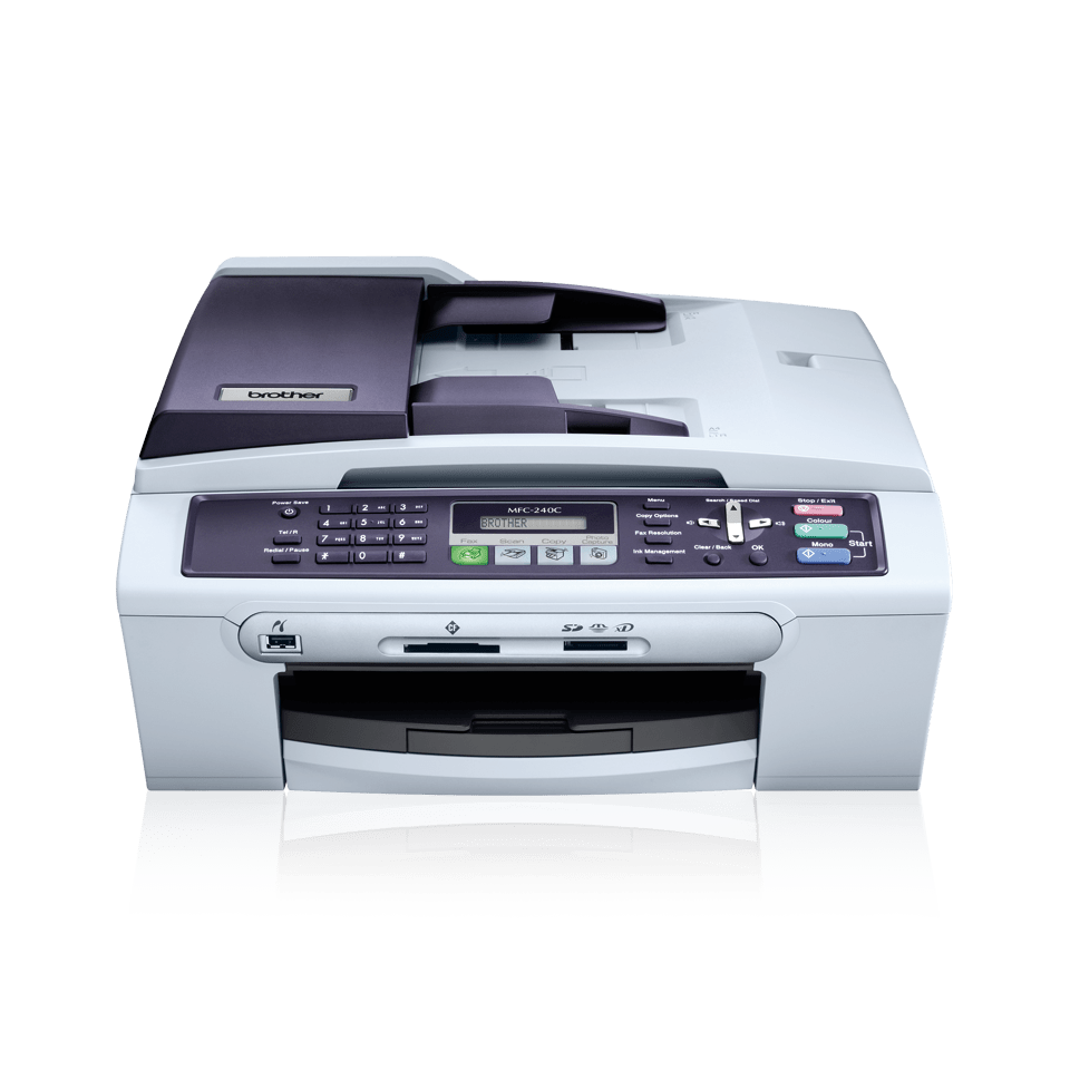 Brother MFC-240C Driver Download (2019)