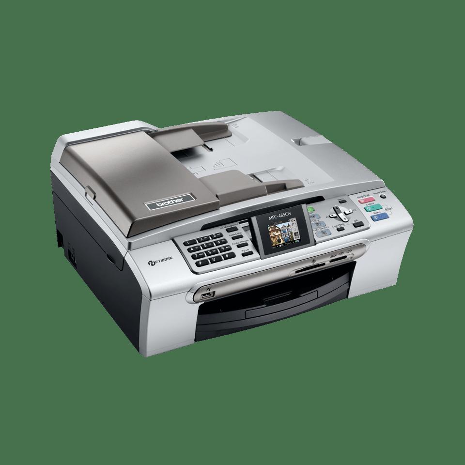 NEW DRIVER: MFC-465CN