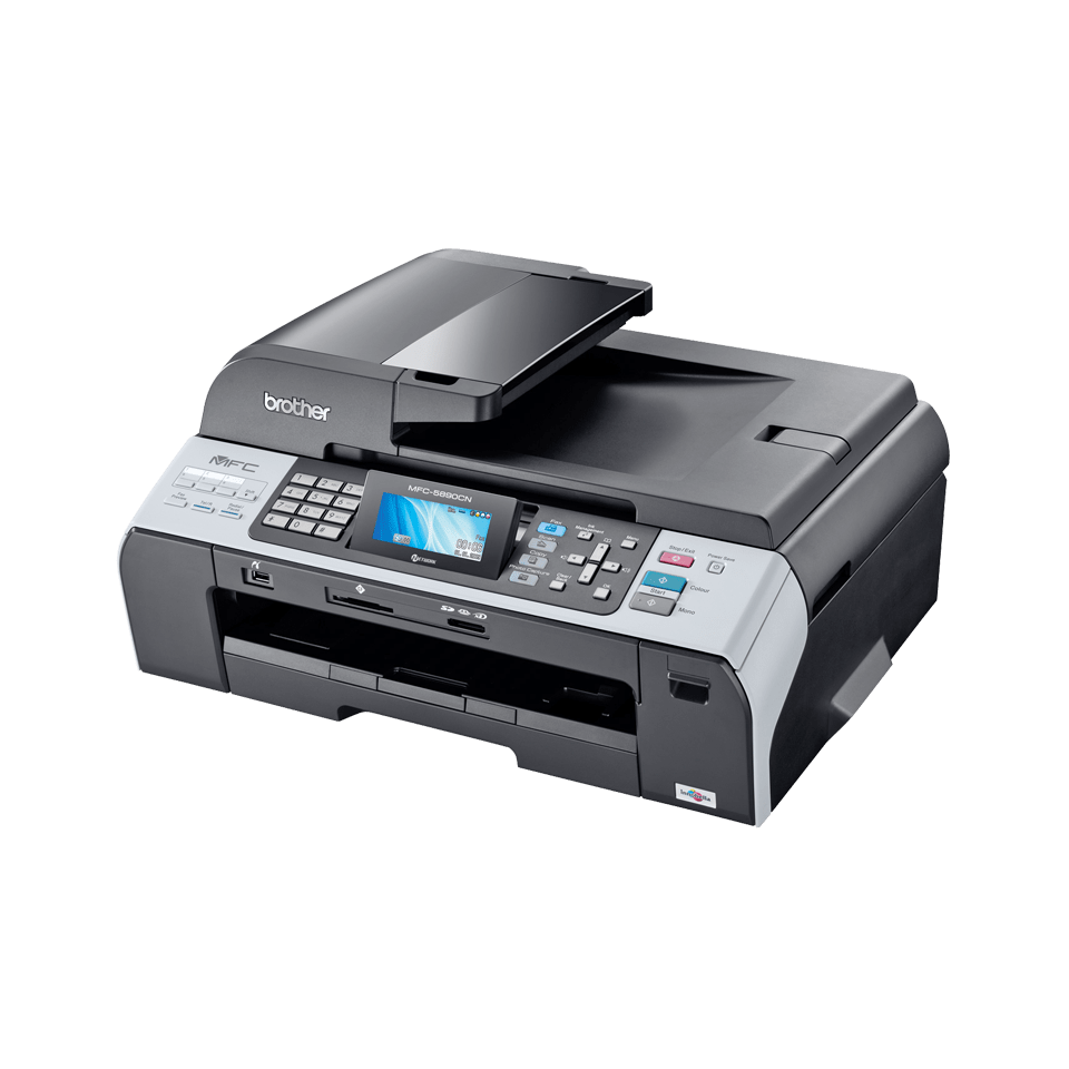 Brother MFC-5890CN Printer Driver (2019)