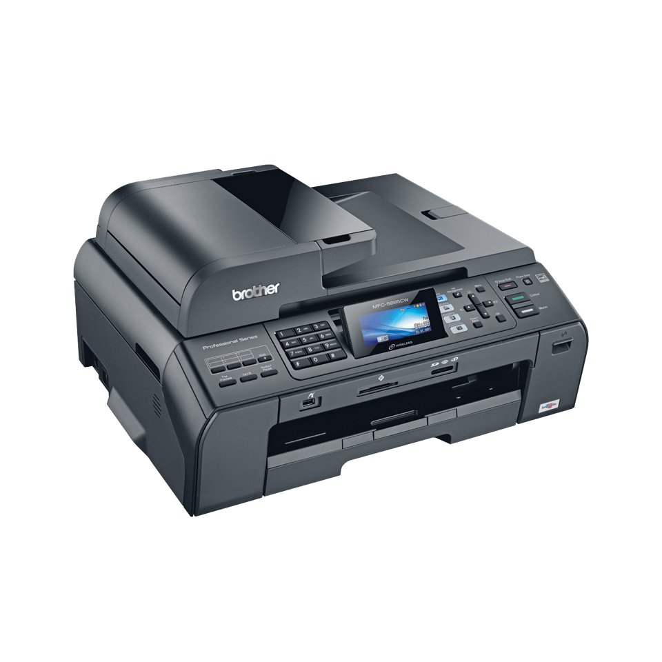 BROTHER MFC5895CW DRIVER WINDOWS