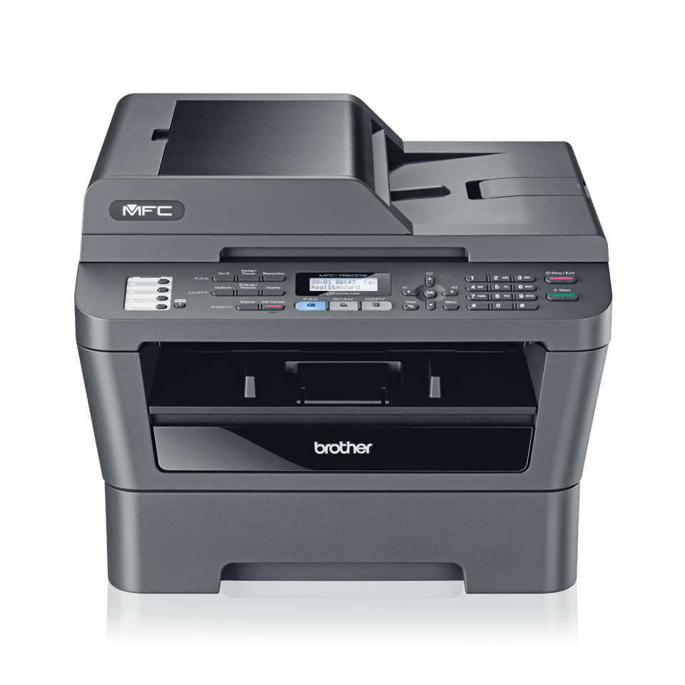 BROTHER MFC7860DW DRIVERS FOR PC