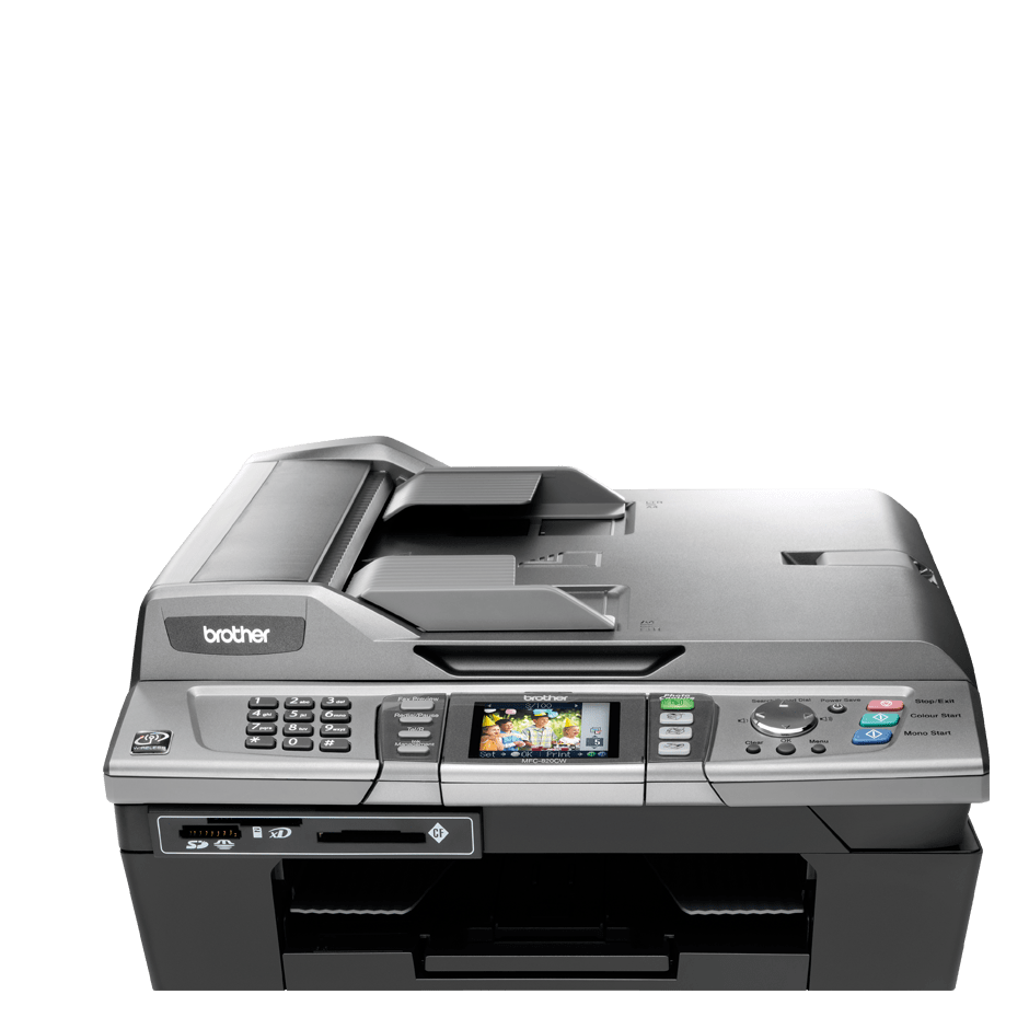 BROTHER MFC 820CW DRIVER PC