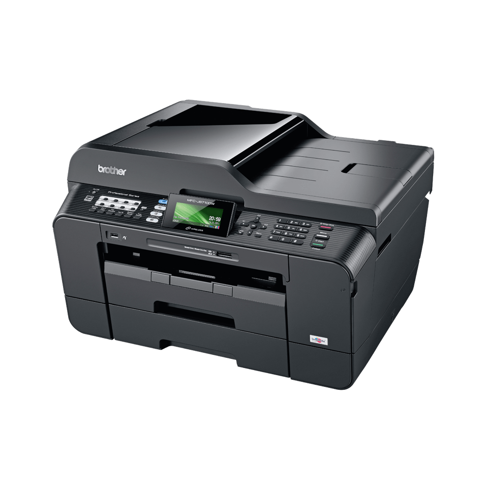 Brother mfc-j6710dw driver download for windows, linux, mac fpdd.
