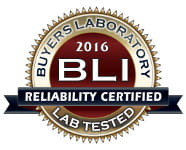 Reliability Certified 2016