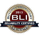 Reliability certified 2013