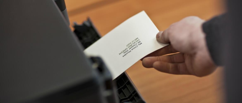 Conselhos úteis para imprimir envelopes com Brother