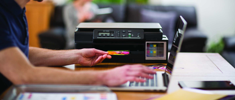 Conselhos para imprimir as suas fotos com qualidade com impressoras Brother