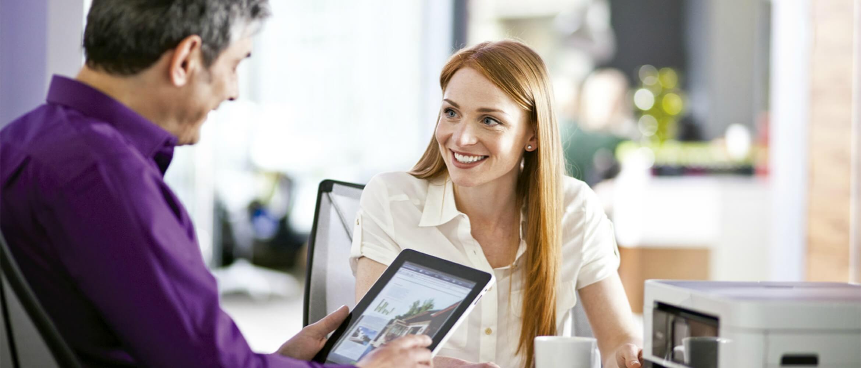Dispositivos inteligentes e o local de trabalho do futuro
