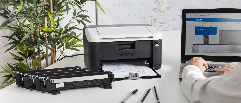 Impressora HL-1212W All in Box Brother