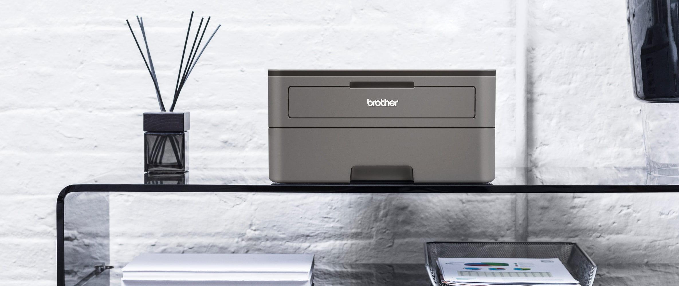 Impresora laser a cores HL-L2370DN, Brother