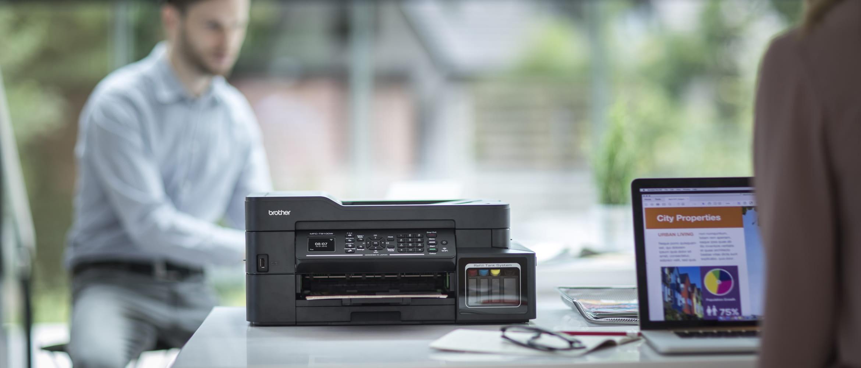 Impressora multifunção DCP Brother
