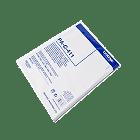 Pacote de 100 foljas de papel térmico A4 PAC411, Brother