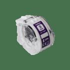 Rolo de fita adesiva para etiquetas a cores CZ1001 Brother