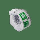 Rolo de fita adesiva para etiquetas a cores CZ1002 Brother