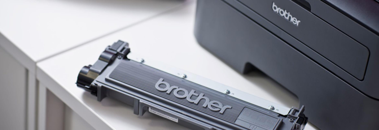 Consumíveis e acessórios originais Brother