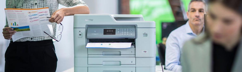 Impressoras tinta profissional Brother