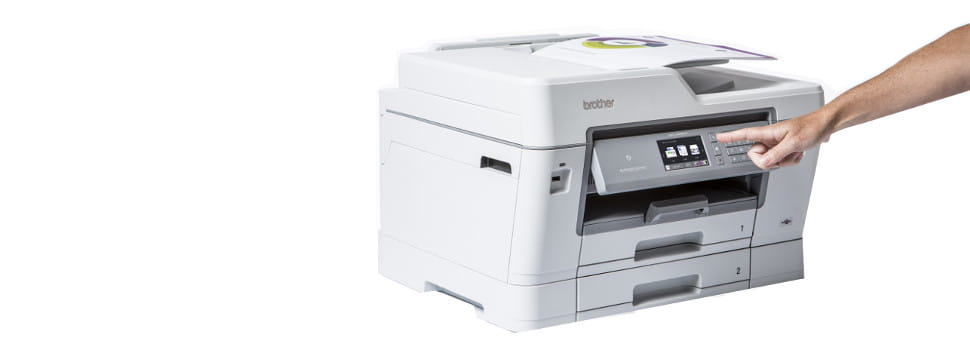 Impressora multifunções MFC-J6935DW, Brother
