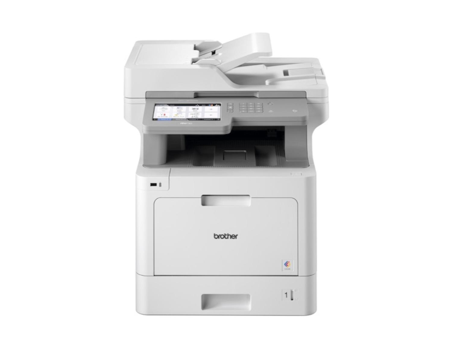 Impressora laser monocromática MFC-L9570CDW Brother