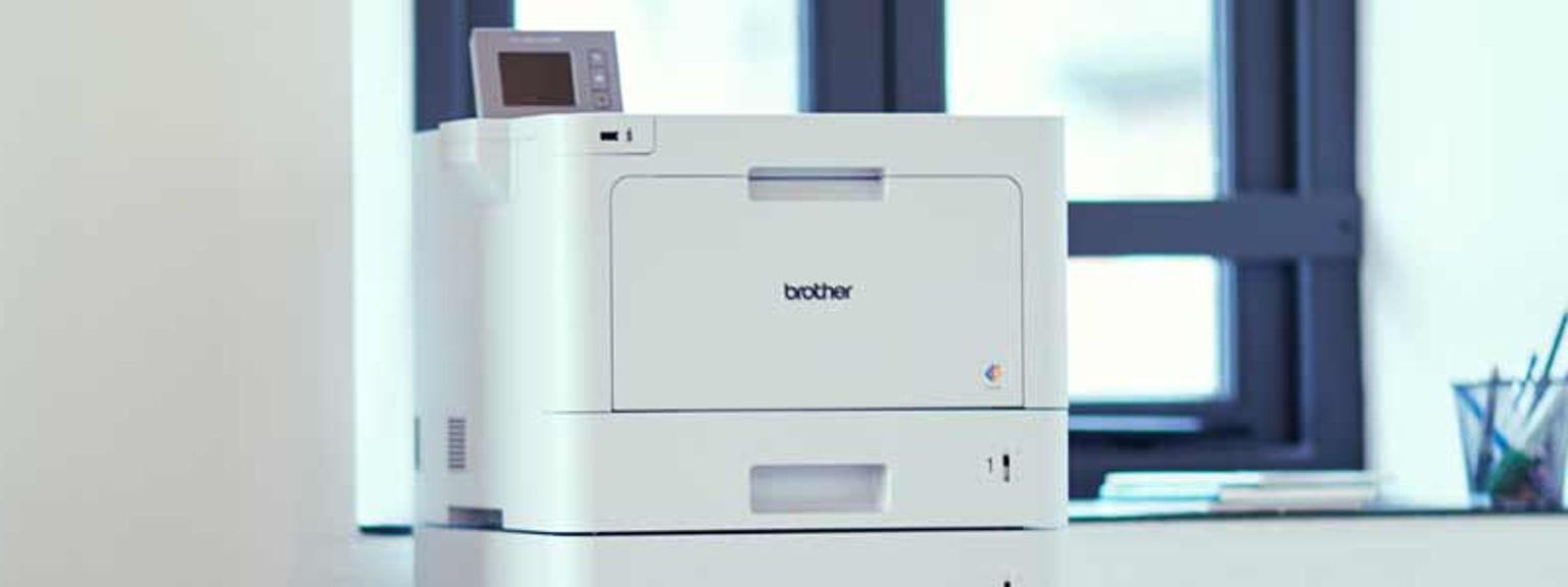 Impressoras laser a cores Brother