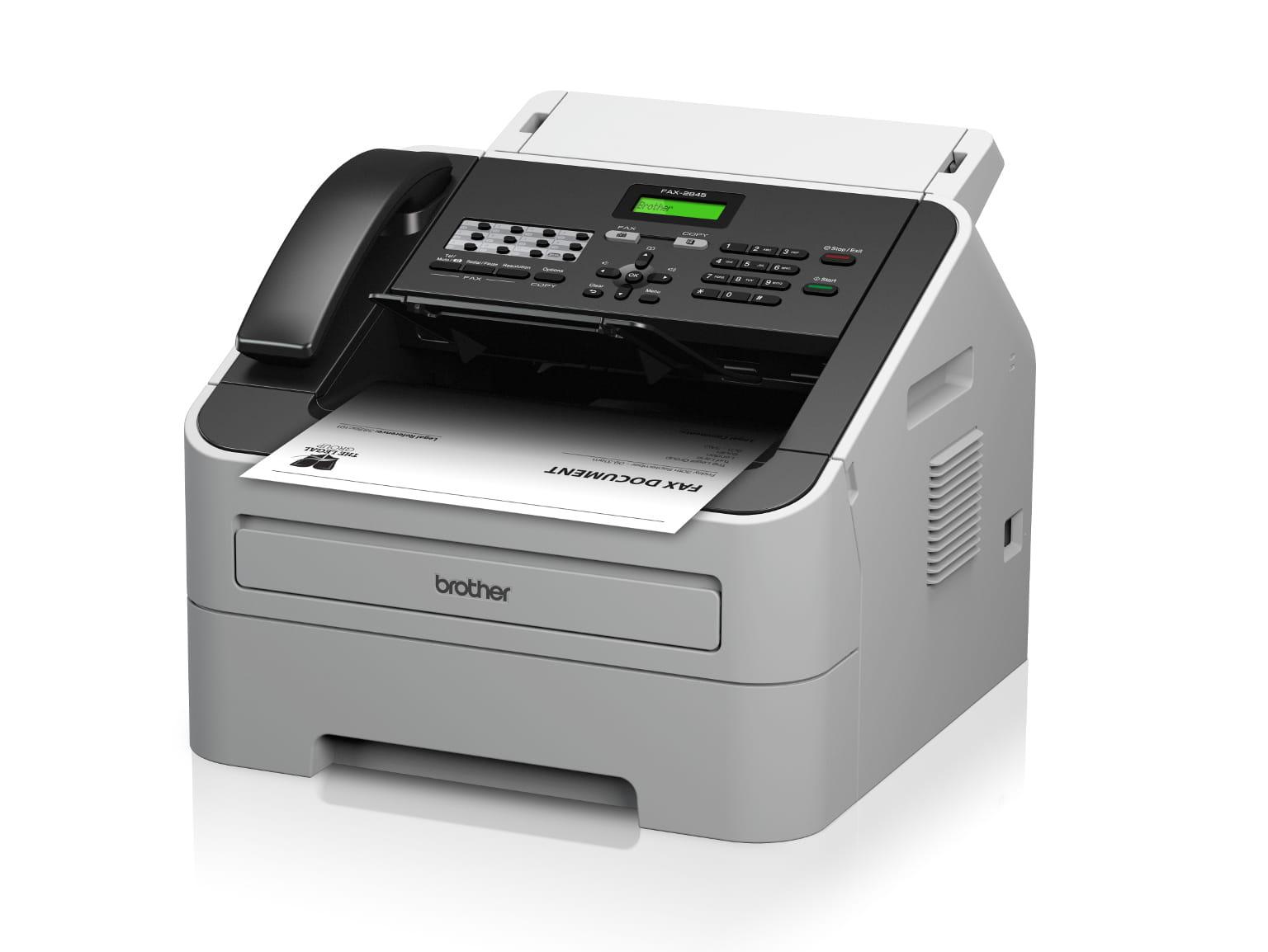 Faxes gama completa