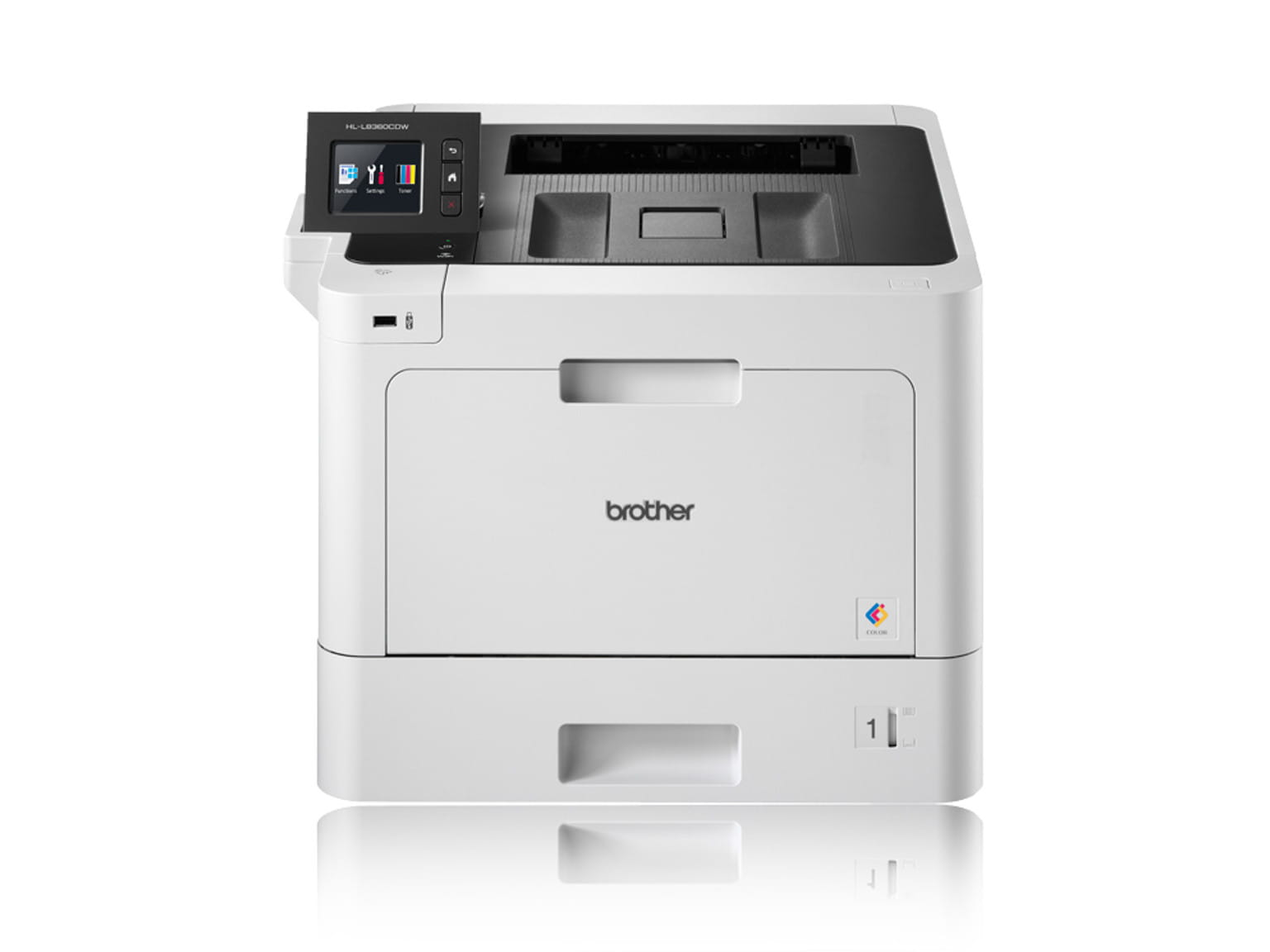 Impressora laser a cores HL-L8360CDW Brother