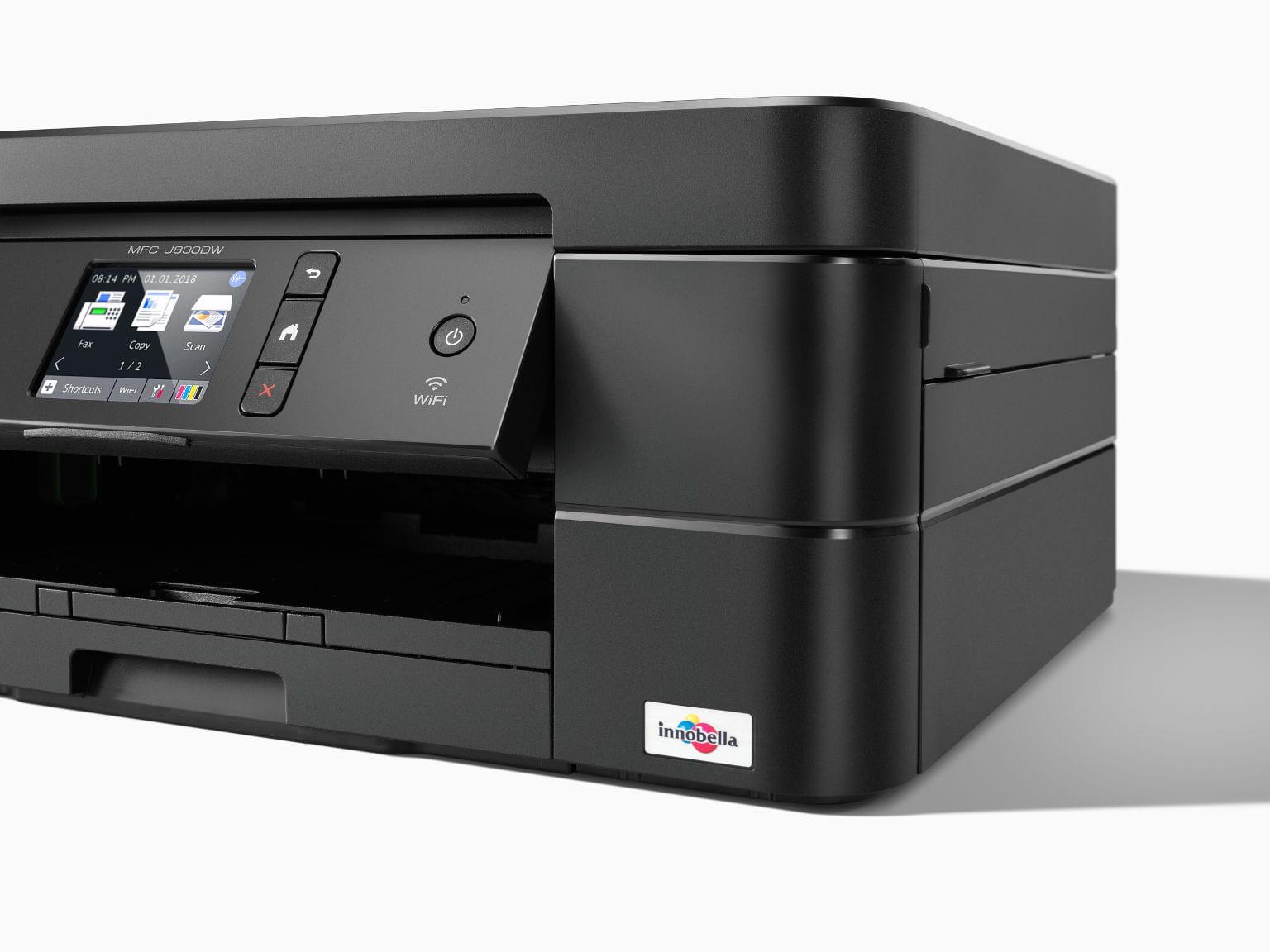 Impressora Multifuncional de Tinta Brother MFC-J890DW