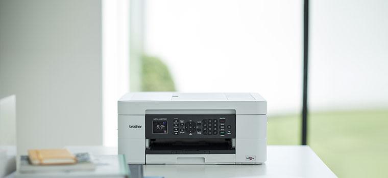 Impressoras de tinta Brother