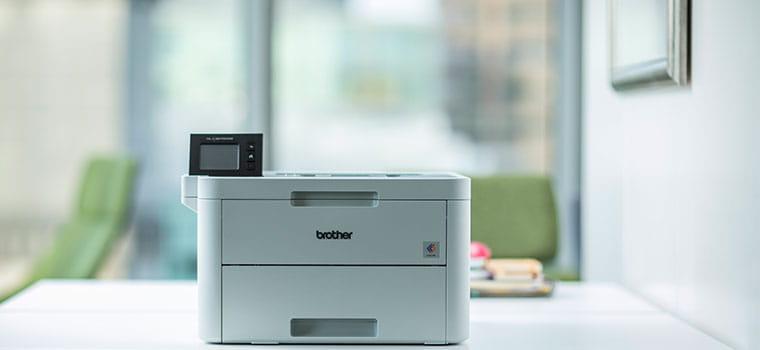 Impressoras laser Brother