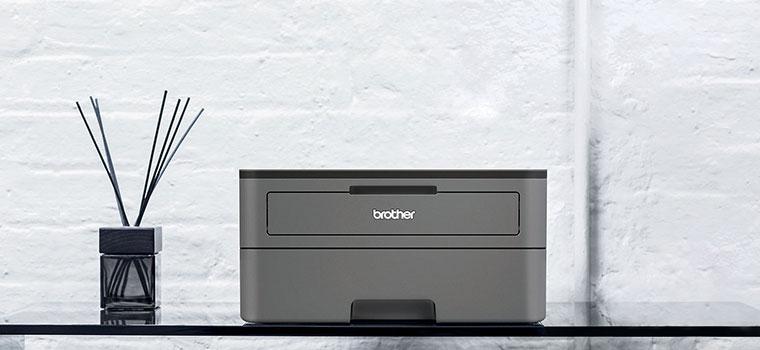 Impressoras laser monocromáticas Brother