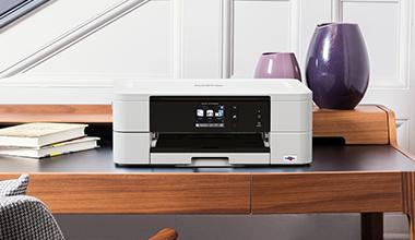 Impressoras multifunções de tinta Brother