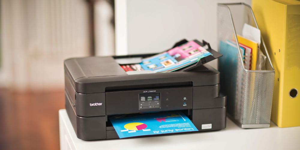 Impressora multifunções tinta DCP-J785DW