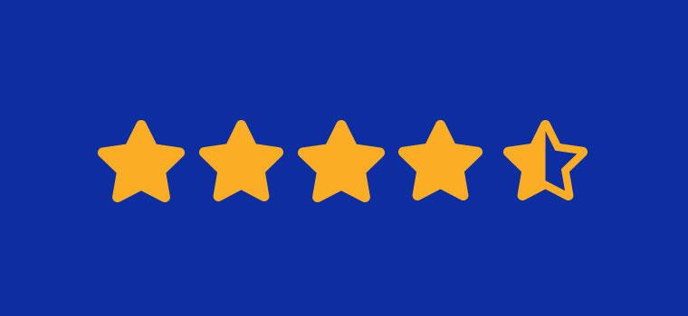 Reviews do produtos