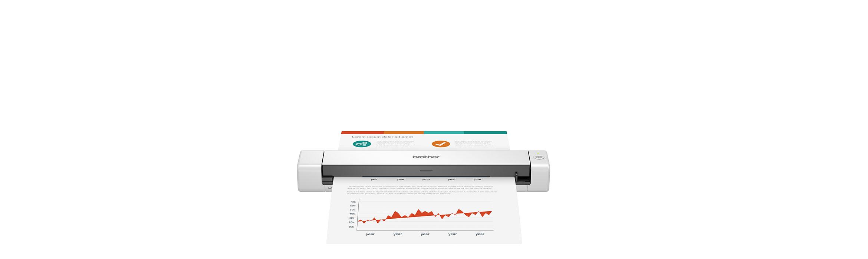 Scanner portátil DS-640 Brother