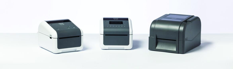 Impressoras de etiquetas Série TD4 Brother