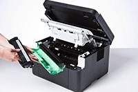 Toner para a impressora láser monocromática DCP-1612 All in Box